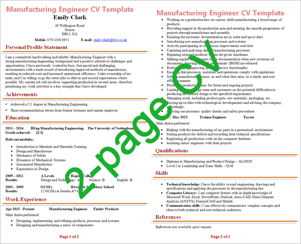 2-page-cv-length-example