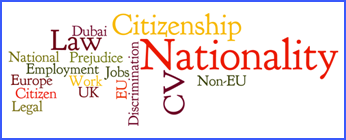 Citizenship Nationality CV