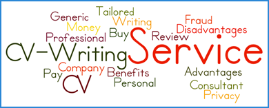cv writing service words