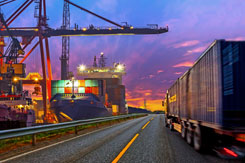 Transport and Logistic Sector picture