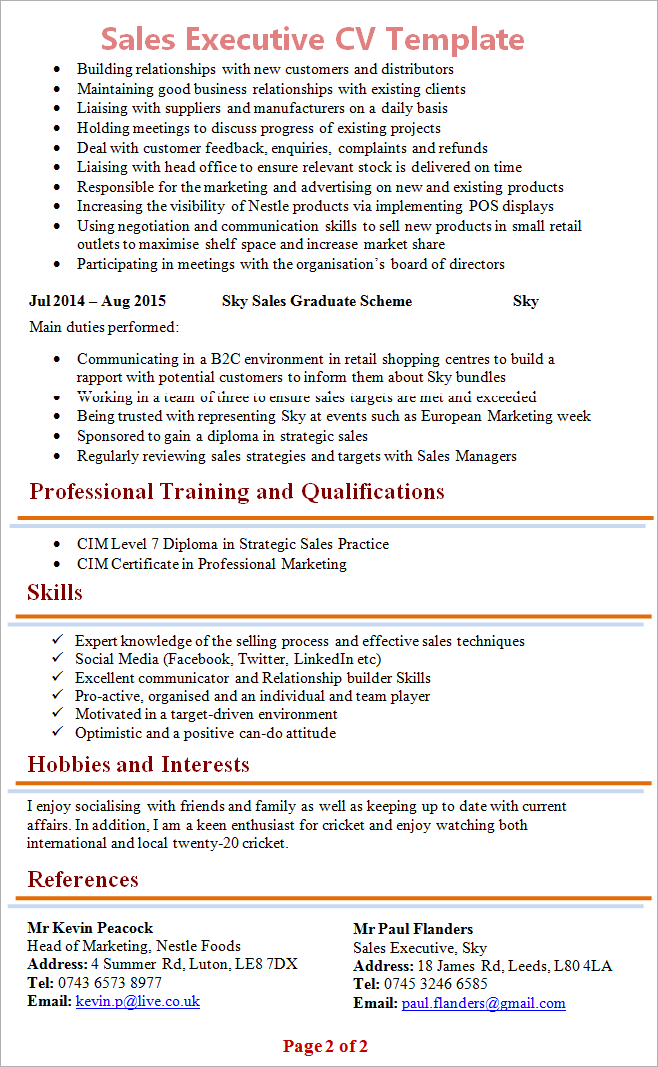 Sales Executive Cv Template 2. marketing executive resume example. chief reliability officer executive. executive resume templates word free executive resume template. here are excel resume template resume template excel senior level executive resume samples resume excel format. global operations director coo chief operations officer resume sample