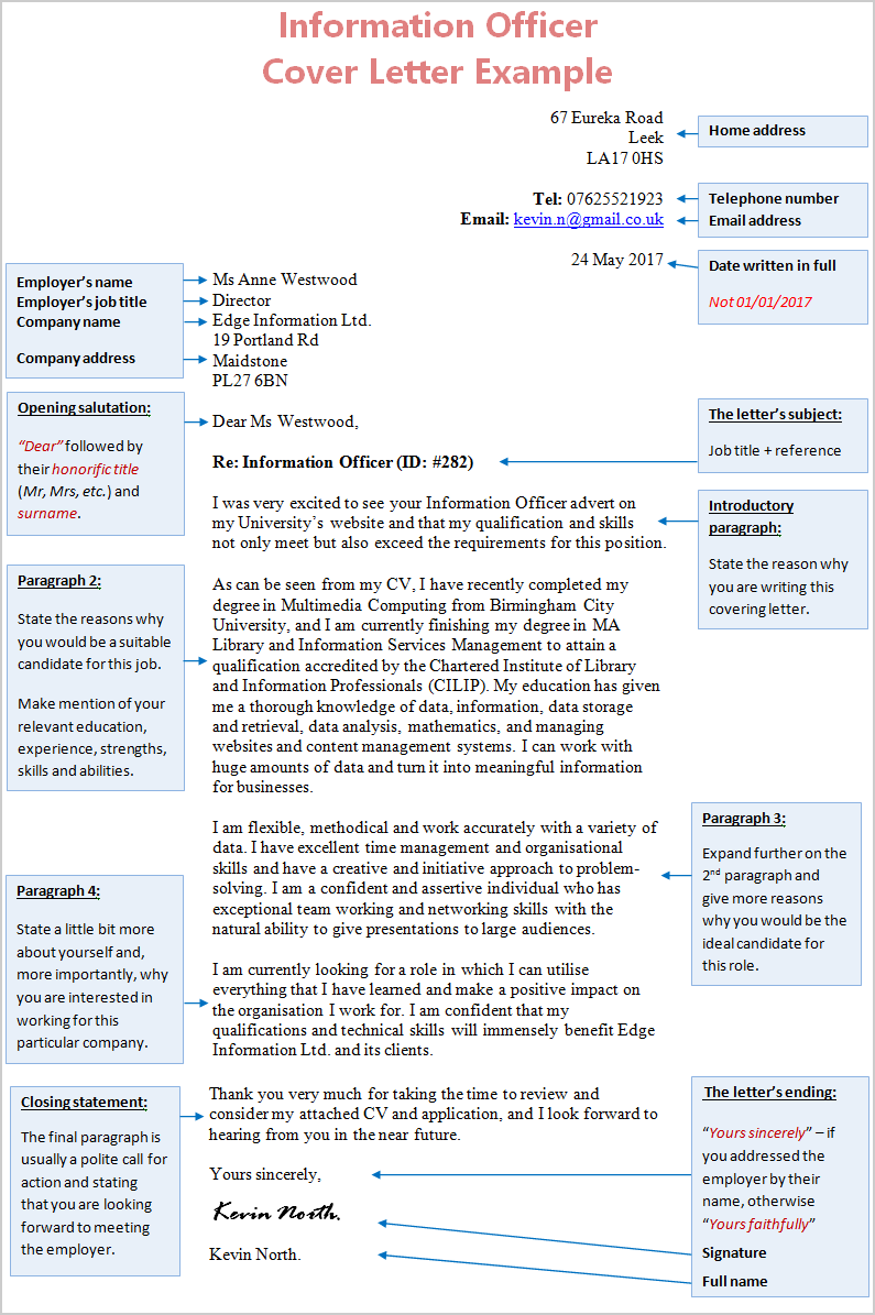 information-officer-cover-letter