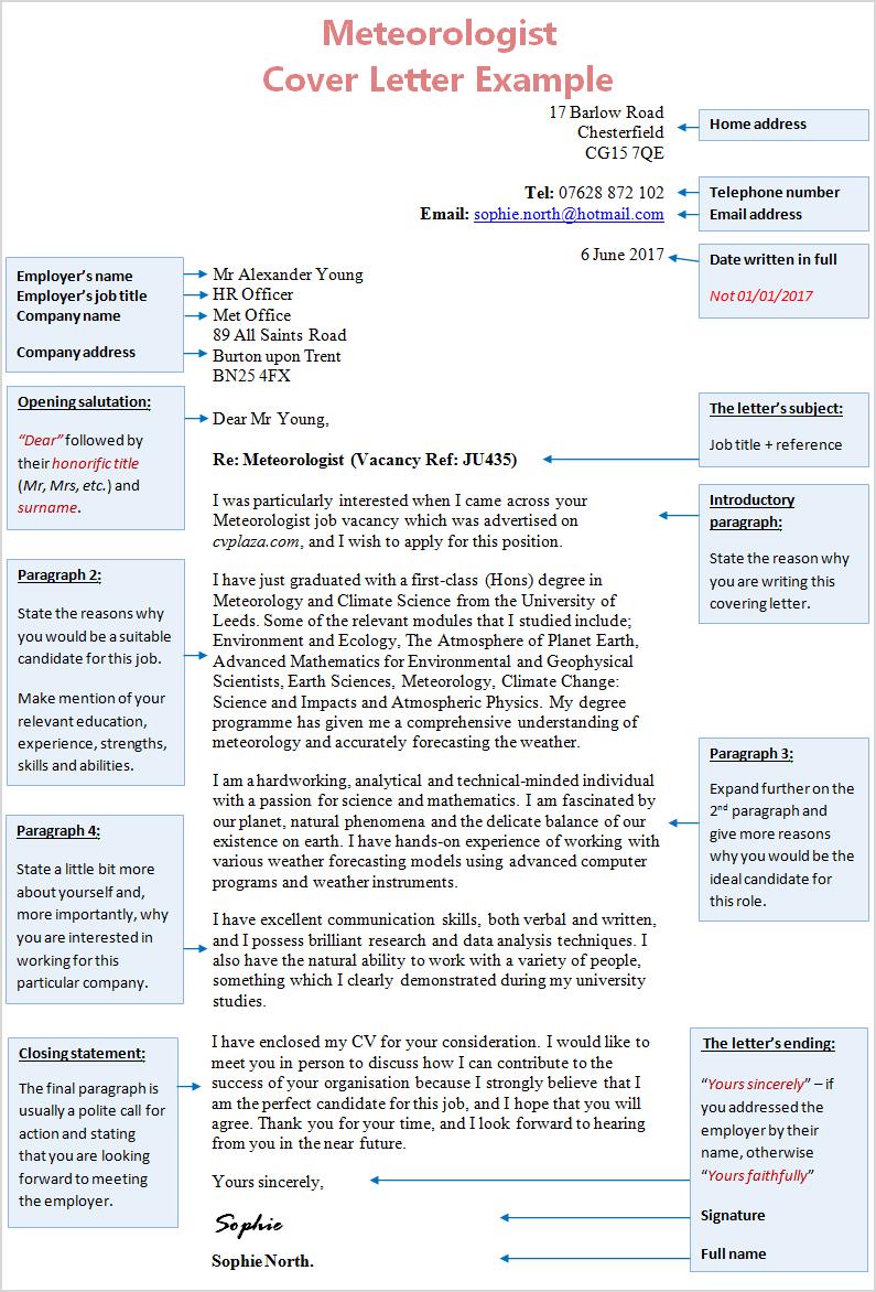 meteorologist-cover-letter
