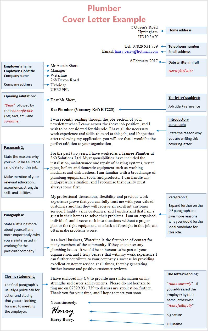 plumber-cover-letter